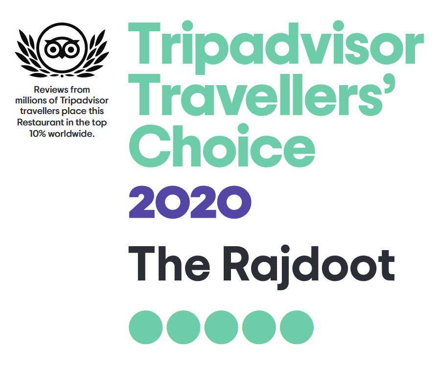 Travellers Choic Award 2020